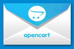 ارسال ایمیل از اوپن کارت