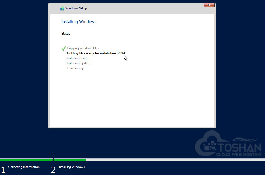 آموزش نصب و راه اندازی ویندوز سرور 2019