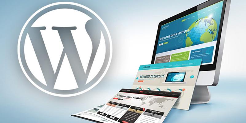 تم های مختلف در طراحی سایت وردپرسی