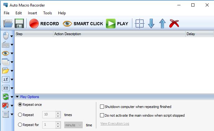 آموزش  نرم افزار Marcro recorder برای خرید سریعتر سهام بورس