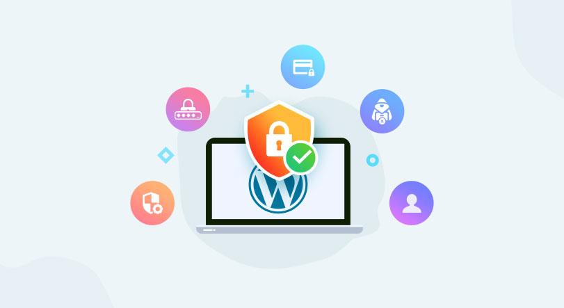 چگونه امنیت سایت وردپرس را افزایش دهیم،معرفی ده راهکار مهم برای افزایش امنیت سایت وردپرس